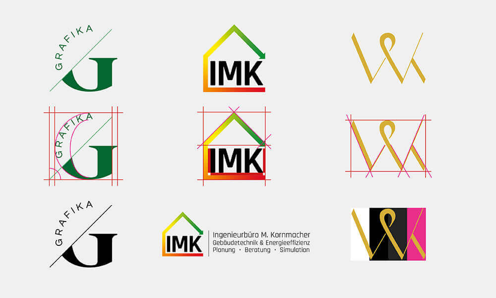Tipps für dein perfektes Firmen-Logo