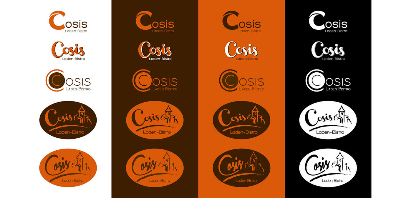 Referenz Cosis Ladenbistro Logo