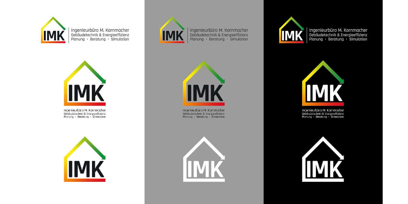 Referenz IMK Logo