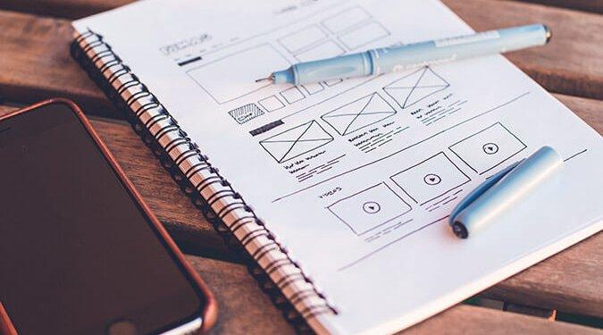 Website-Erstellung von Konzeption über Webdesign und WordPress-Umsetzung